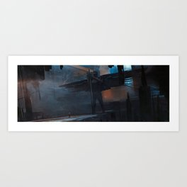 The Power Art Print