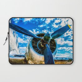 Aviation forever Laptop Sleeve