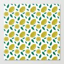 lemons digital pattern by crowskin