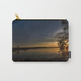Sunrise Over PK Carry-All Pouch