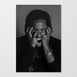 Black in America (1 of 2) Canvas Print