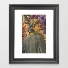 Perfume Garden Framed Art Print