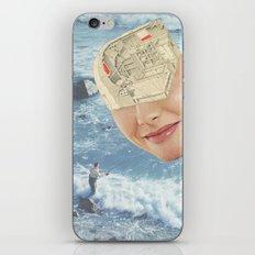 It's a keeper iPhone & iPod Skin