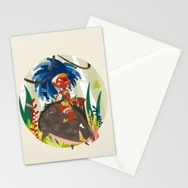 Caipora DIVA Stationery Cards