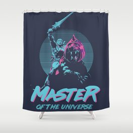 Master of the Universe Shower Curtain