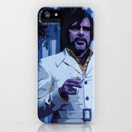 Oliver Bird 2 iPhone Case