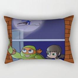 Do You Believe Rectangular Pillow
