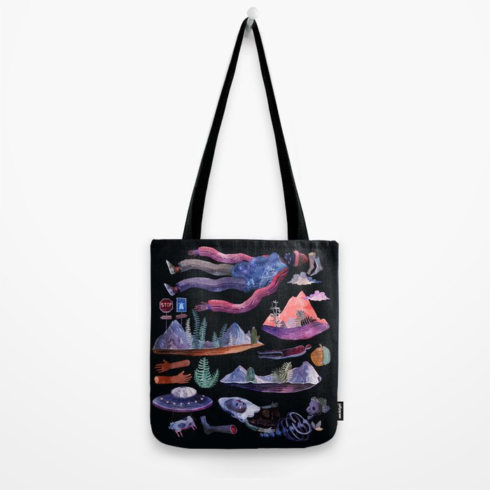 extraterrestrial Tote Bag