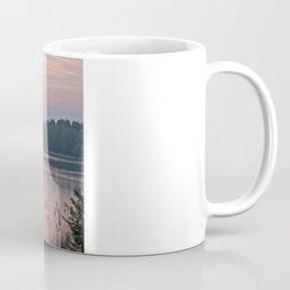 Willen Lake Sunset Coffee Mug