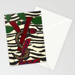 ZEBRA TTY N1 Stationery Cards