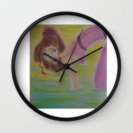 Megara  Wall Clock