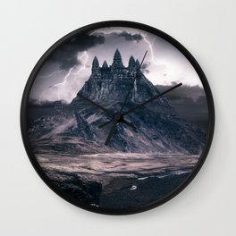 Forgotten World: Angkor Wat Wall Clock