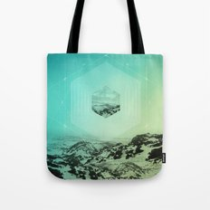A Place Called Elsewhere Tote Bag