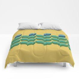 BG Riley - Jardin in Yellow - Comforters
