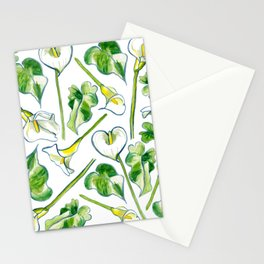 Aah, Lilies! Stationery Cards