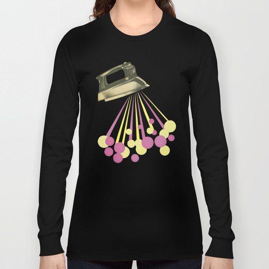 Steamy Long Sleeve T-shirt