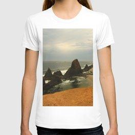 Otter Rock Beach T-shirt