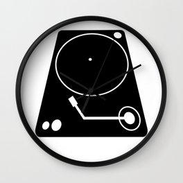 DJ Gear #2 Wall Clock
