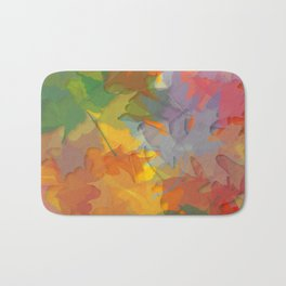 ' Fall Designz ' By: Matthew Crispell Bath Mat
