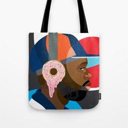 James DeWitt Tribute Tote Bag