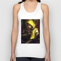 bill cipher Tank Tops featuring Human Bill Cipher by NMLove