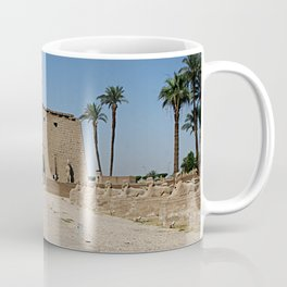 Temple of Luxor, no. 13 Coffee Mug