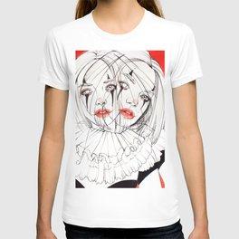 Carnival Clowns T-shirt