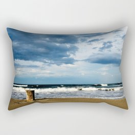 Pacific coast, Chiapas, Mexico Rectangular Pillow