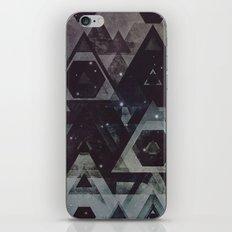 tyx tryy iPhone Skin