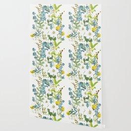 Wildflowers VI Wallpaper