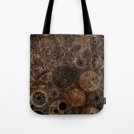 Organic Forms Tote Bag