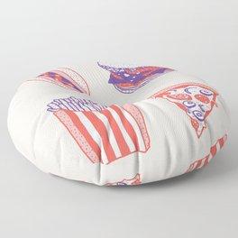 Bon Appétit Floor Pillow