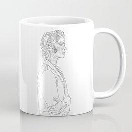 Melanie Scrofano Coffee Mug