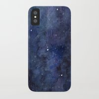 picard iPhone & iPod Cases featuring The Final Frontier  by Olechka