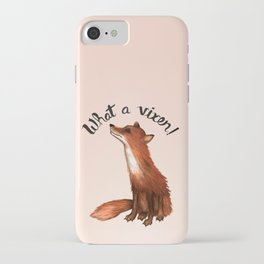 What a Vixen! iPhone Case