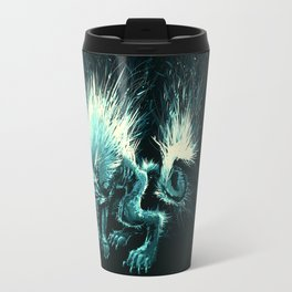 Werewolf. Travel Mug