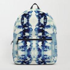 Tie Dye Blues Backpacks