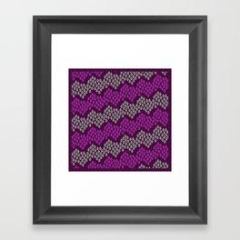 Pattern_02 Framed Art Print