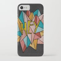pixies iPhone & iPod Cases featuring HEY by Josh LaFayette