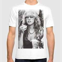 Stevie Nicks Graphic Hippie T-shirt