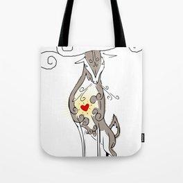 Hart II Tote Bag