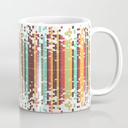 Tiny spheres Coffee Mug