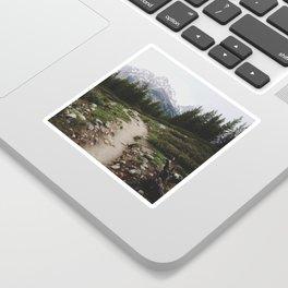 Teton Trail Sticker