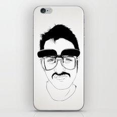 Bigotaco iPhone & iPod Skin