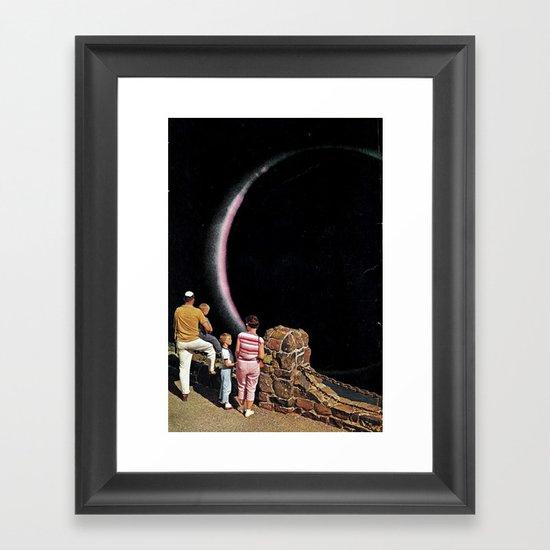 unt987654321 Framed Art Print