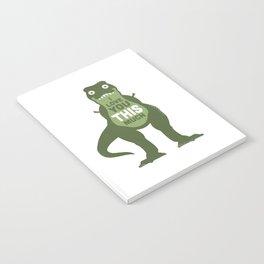 Amourosaurus Notebook