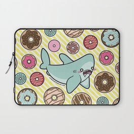 Drooling over Donuts Laptop Sleeve
