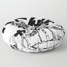 Zoro and Sanji Reunion Floor Pillow