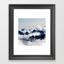 mountain # 5 Framed Art Print