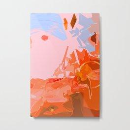 Satsuma Dusk Metal Print
